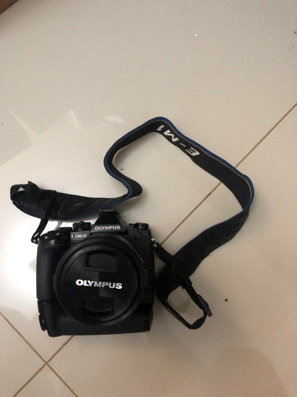 Máquina Fotográfica Olympus Om-d E-m1