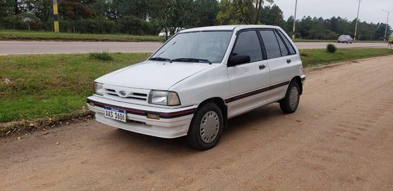 Ford Festiva 1.3 Cl 1994 Unico En El Pais! Financio