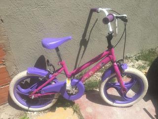 Bicicleta Minnie Nena Rod 16