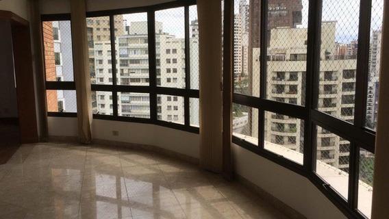 Apartamento Em Morumbi, São Paulo/sp De 270m² 4 Quartos Para Locação R$ 2.975,00/mes - Ap560343