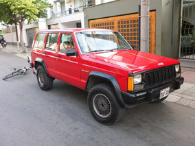 Jeep Cherokee Automatica Dual Glp