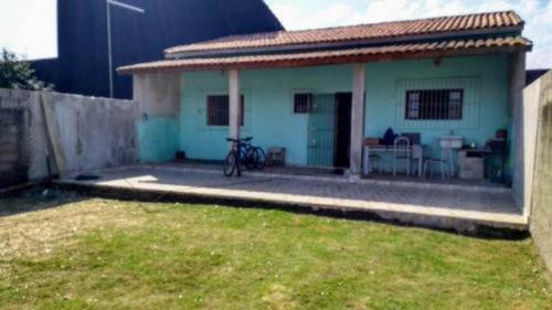 Edícula Lado Praia No Bopiranga Em Itanhaém - 5676 | Npc