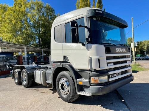 Scania P310  2007  Eje Neumático 270.000km Rentaltrucks