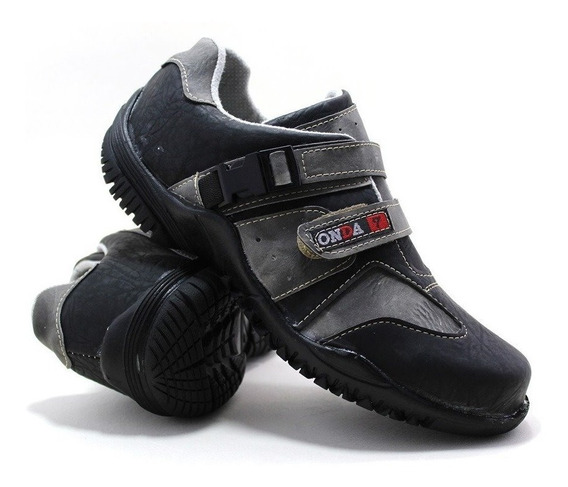 Tenis Calçado Para Trabalho Motorista Passeio Sapatênis Casu