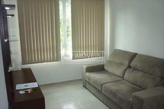 Apartamento Com 2 Dorms, Jardim Independência, São Vicente - R$ 235 Mil, Cod: 2752 - V2752
