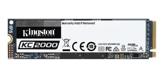 Ssd M.2 1tb Kingston Nvme Pcle 3200/2200mbs (+rápido A2000)