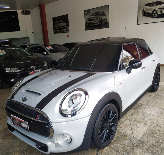 Mini Cooper S 2.0 S Exclusive Aut. 5p
