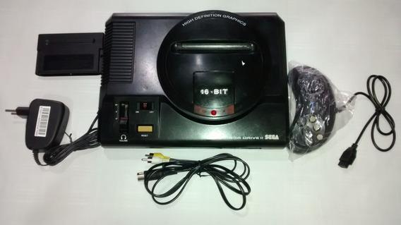 Mega Drive Chaveado Japonês Ou Tectoy E Jogo A Sua Escolha