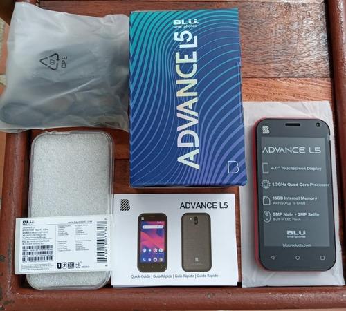 Teléfono Blu Advance L5