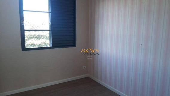 Apartamento Com 2 Dormitórios Para Alugar, 40 M² Por R$ 900/mês - Parque Cecap - Guarulhos/sp - Ap0845