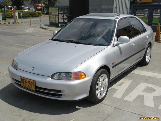 Honda Civic Cívic Si