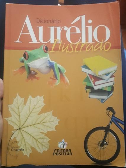 Dicionário Aurélio Ilustrado Língua Portuguesa - Positivo