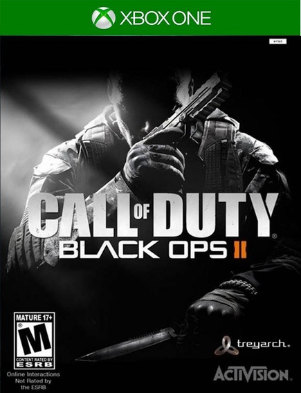 Call Of Duty Black Ops 2 Xbox One Mídia Digital + 1 Jogo