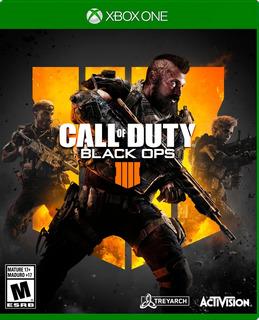 Call Of Duty Black Ops 4 Deluxe / Xbos One / N0 Codigo