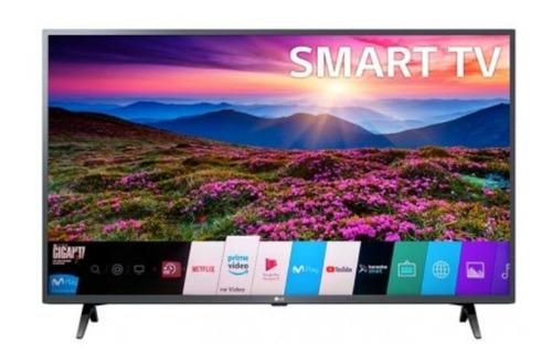 Imagen 1 de 9 de Televisor LG 43 Pulgadas Led Smart Tv 43lm63 Full Hd