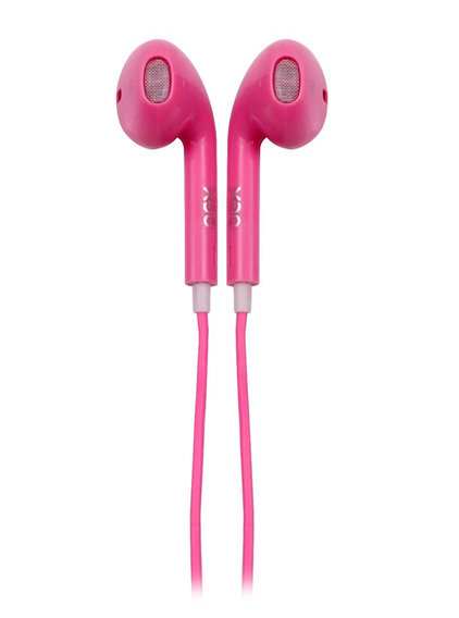 Fone De Ouvido Colormood Rosa Pink Oex - Fn204