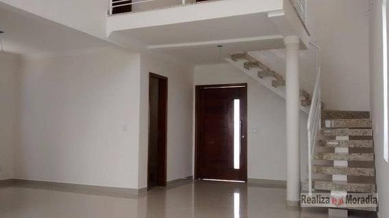 Casa Residencial À Venda, Bairro Moinho Velho, Cotia. - Ca0330