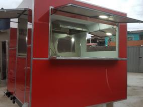 Trailer De Food Truck