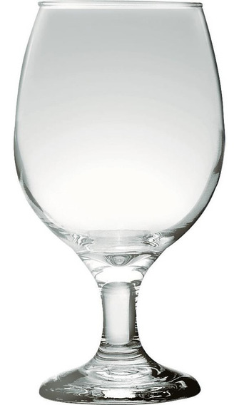 Conjunto De Taças 320ml Gallant Água 12 Peças - Nadir