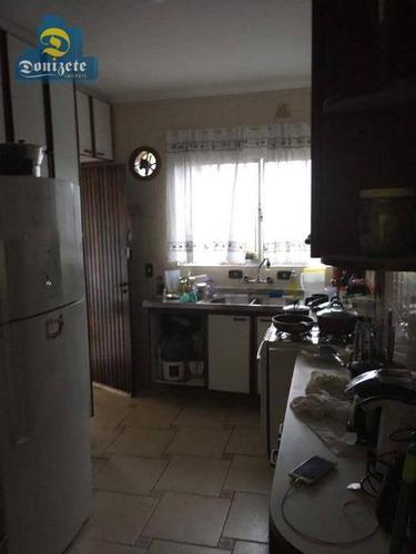 Chácara À Venda, 1006 M² Por R$ 636.000,00 - Cidade Recreio Da Borda Do Campo - Santo André/sp - Ch0022