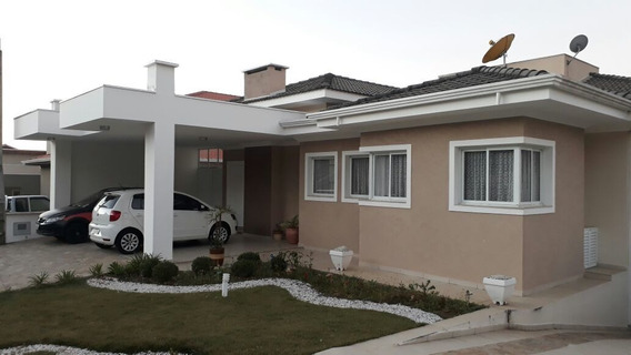 Casa Com Piscina No Condomínio Araucária Em Jundiaí