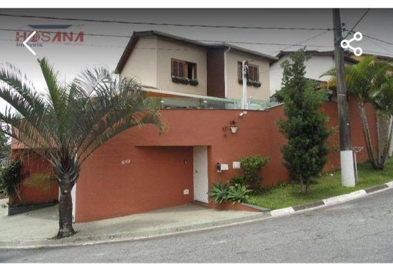 Casa Para Alugar, 195 M² Por R$ 2.500/mês - Serpa - Caieiras/sp - Ca1372