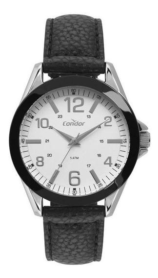 Relógio Masculino Condor Prata Co2035kym/2b