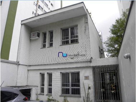 Sobrado + Terreno Para Alugar Por R$ 26.000/mês - Pinheiros - São Paulo/sp - So1107