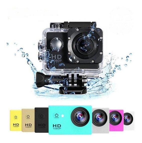 Cãmera Sports Cam-full Hd1080p