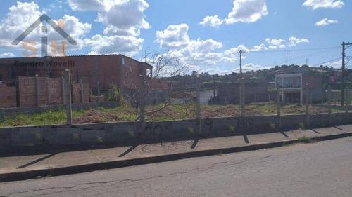 Terreno À Venda, 532 M² Por R$ 400.000 - Jardim Rio Negro - Itaquaquecetuba/sp - Te0088