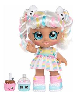Muñeca Marsha Mello Infantil - Colección Kindi Kids