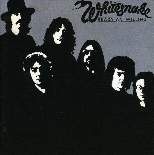 Cd : Whitesnake - Ready An Willin (spain - Import)