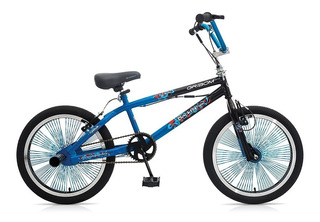 Bicicleta Niño Rodado 20 Gribom 3810 Backflip En Santa Fe