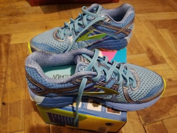 Zapatillas Runnin Broks Gts 17 Maraton
