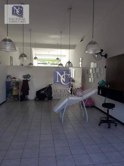 Prédio Para Alugar, 280 M² Por R$ 5.500/mês - Parque Novo Oratório - Santo André/sp - Pr0103