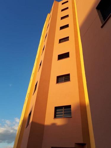 Imagem 1 de 14 de Apartamento Com 02 Dormitórios E 60 M²   Parque Peruche, São Paulo   Sp - Ap473179v