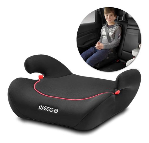 Assento De Elevação Infantil Para Carro Até 36kg