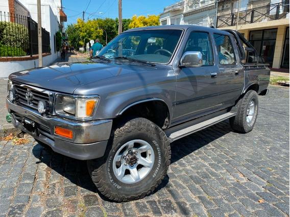 Toyota Hilux 1999 2.8 Sr5 4x4