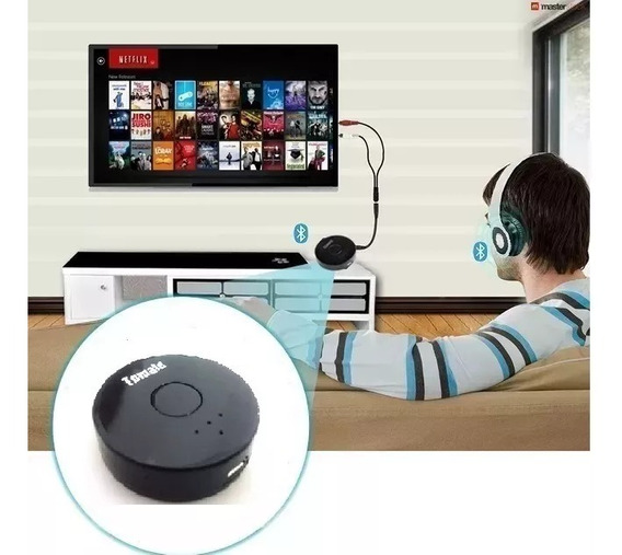 Adaptador Wireless Bluetootth Para Tv Samsung Lg Sony Usb