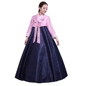 7f26449ff Vestido Coreano Tradicional en Mercado Libre México