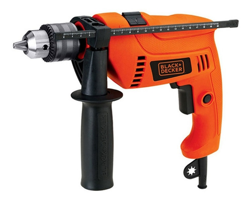 Taladro Percutor De 1/2  Black And Decker Hd555-b3