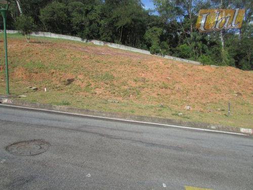Terreno À Venda, 600 M² Por R$ 250.000,00 - Quintas Da Boa Vista - Atibaia/sp - Te1408