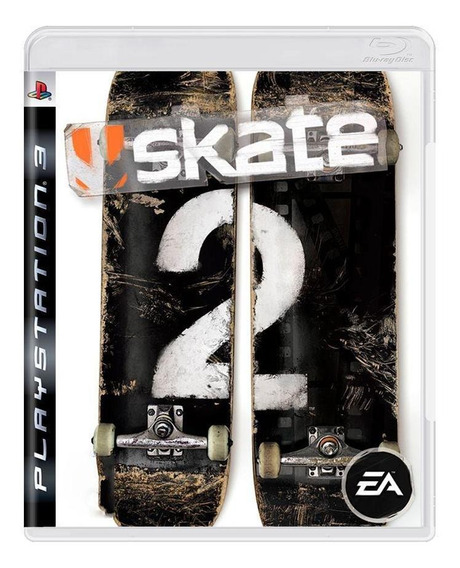 Skate 2 Ps3 Mídia Física Pronta Entrega