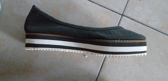 Divinos Zapatos Clona, Nuevos, Talle 37, Con Plataforma!