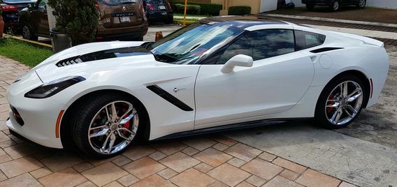 Corvette Z51 2015 Unico Dueño Upgrade De Frenos
