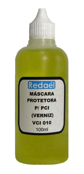 Verniz P/ Placa De Circuito Impresso Pci, Fenolite, Cobreada