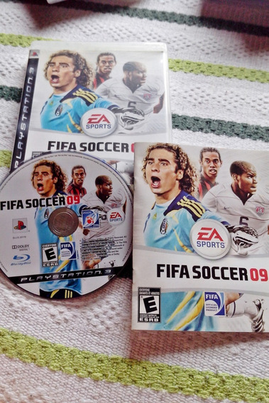 Fifa Soccer 2009 - Ps3
