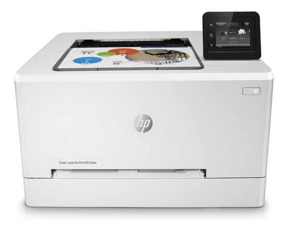 Impresora Laser Hp M254dw A Color Wifi Nueva