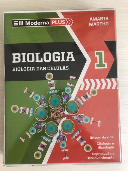 Livro De Biologia 1 - Moderna (amabis/martho)