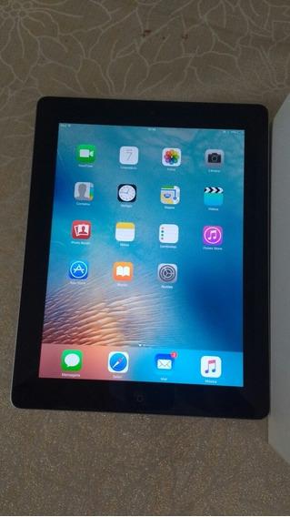 iPad Preto/prata 16gb Novo Sem Nenhum Detalhe Único Dono